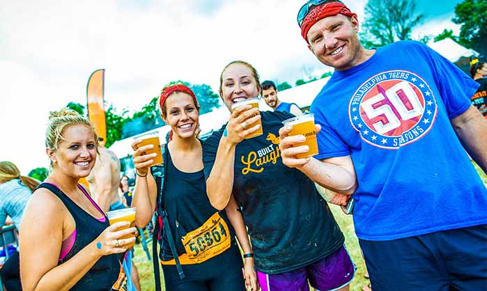 Muckfestival, Refreshed by Traveler Beer