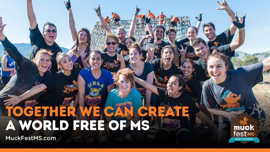 CREATE A WORLD FREE OF MS
