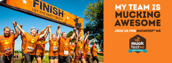 JOIN MY TEAM AT MUCKFEST MS